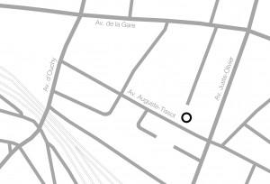 localisation Tissot
