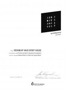 Iconic awards, Mann Capua Mann